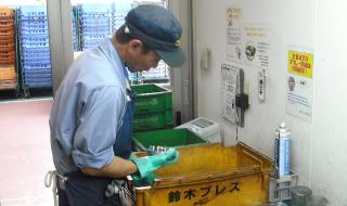 安定供給体制完備(試作・量産まで多品種対応)